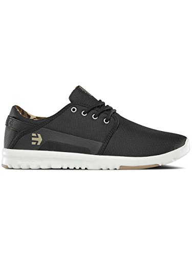 Etnies Scout, Sneakers Basses Homme Black/Camo