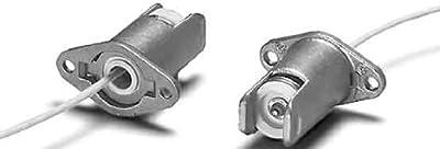 Houben Fassung R7s 109265 R7s,Hal,L-Lg.350,AE Lampenfassung 4019768055036 von Houben - Lampenhans.de