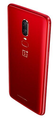 OnePlus 6 (Red, 8GB RAM + 128GB Memory)