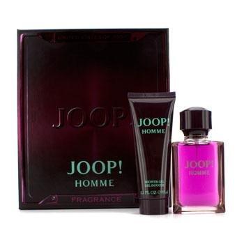 Joop! homme/man, Geschenkset (Eau de Toilette, 75 ml + Shower Gel, 75 ml), 1er Pack (1 x 1 Stück)