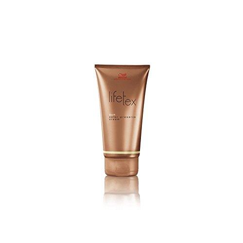 Wella - Lifetex Crème protectrice pour cheveux colorés 50 ml