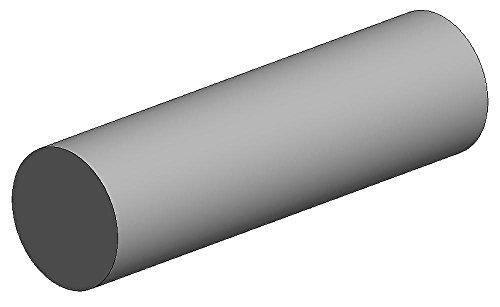 K&S-Metall 969864 Messingstab, 300mm lang, 2,5mm Durchm. 4 Stück