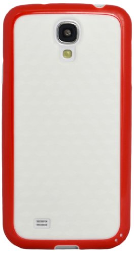 Katinkas Hybrid Cover for Samsung Galaxy S4 Active, Fiber, White/Red