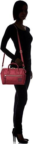 Anello PU Leather 2-Way Mini Boston Bag WI