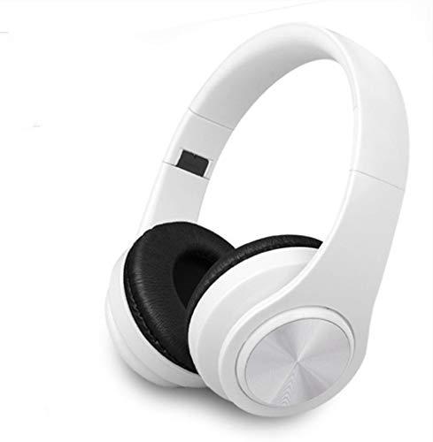 HandsFreefürDrahtloseohrhörer wasserdicht Noise Cancelling Stereo mikrofon MagnetverschlussFaltbares Bluetooth-Headset mit kabellosem Headset 1 Comfort Fit Headset