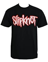 Slipknot Barcode Official Unisex T-Shirt (Black)
