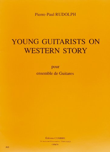 Young guitarists on western story pour 7 Guitares