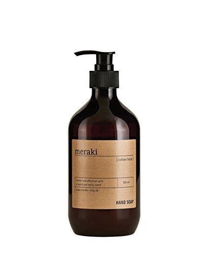 Meraki - Handseife Seife - Cotton Haze - 500 ml - warm- würziger Duft