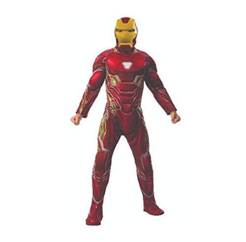 Rubies Kostüm Iron Man Iw Ad Größe XL 820996-XL