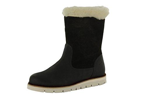 Marc Shoes Neva, Bottes courtes avec doublure chaude femme Gris - Grau (Grey 00082)