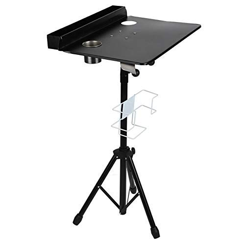 Tattoo Workstation, portátil desmontable de tatuaje Studio de equipo ajustable escritorio Tabla grandes mobile Work Station para Tattoo Beauty Masaje Pedicura Manicura Salon Instrumento