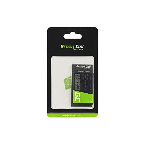 Green Cell Handy Akku für Hagenuk Fono C900 (Li-Ion Zellen 1050mAh 3.7V) -