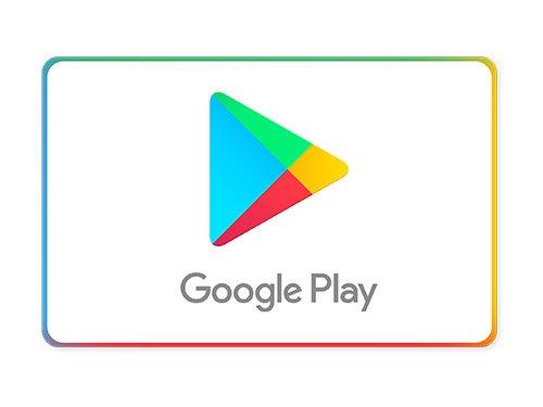 Google Play Gift Code - Digital Voucher
