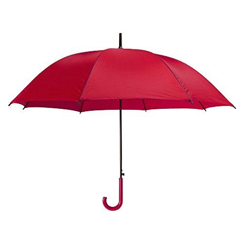 eBuyGB Paragua clásico, Red (Rojo) - 1300505-4 eBuyGB