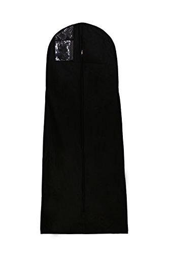 Afufu Atmungsaktiver Kleidersack für Hochzeitskleider Schutzhülle für...