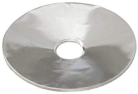 Outdoorchef Grillzubehör, Reflektorfolie 420, silber, 39x2,9x3 cm,