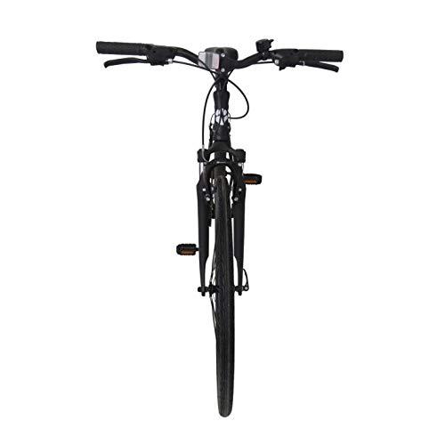 31ju7dARUBL. SS500  - Muddyfox Unisex Tempo 200 Hybrid Bike