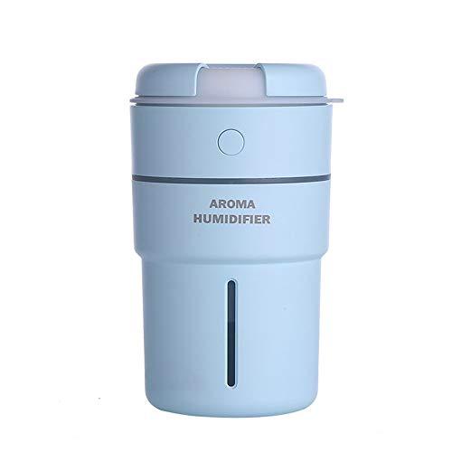 Wascoo Luftbefeuchter Luftfilter Lufterfrischer Diffusor Luftbefeuchter für Zuhause/Auto