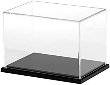 Backbayia Boîte Boîte Boîte Acrylique Transparent Vitrine D'exposition Caisse d'affichage Show Box pour Poupée Modèle Figurine   Outlet Store  20c733