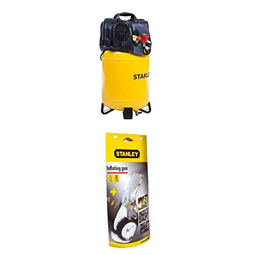 STANLEY Compressor D200/10/24V + Inflating Gun Kit -