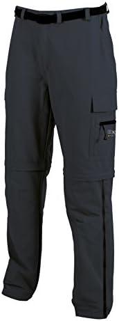DEPROC-Active Outdoor da Uomo Pantaloni Pantaloni Pantaloni Smanicato Kentville T Zip-off con Zip Laterale, Uomo, Outdoorhose KENTVILLE T-Zip-off mit seitlichem RV, Grigio, 29 | Di Alta Qualità  | Promozioni  b079ba
