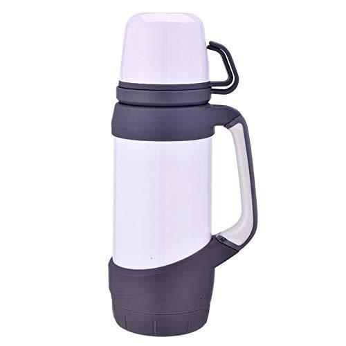 e Thermosflasche-Edelstahl-Wasser-Flaschen-Isolierflasche-Thermosflasche, Die Bergsteigen-Tee-Kessel Wandert ()