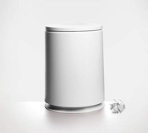 REENG Oval,Kunststoff Mülleimer/Lagereimer for Küche/Wohnzimmer/Schlafzimmer -