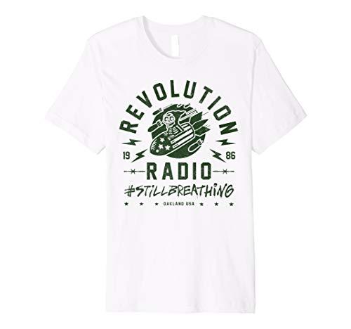 Green Day: Revolution Radio Short Sleeve T-Shirt - Anvil Short Sleeve T-shirt