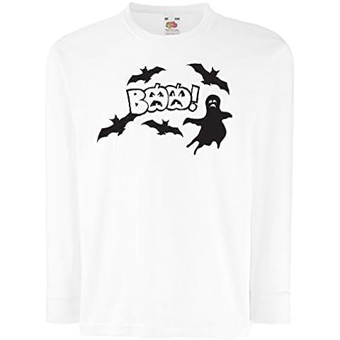 N4639D Bambini t-shirt con maniche lunghe BAAA!