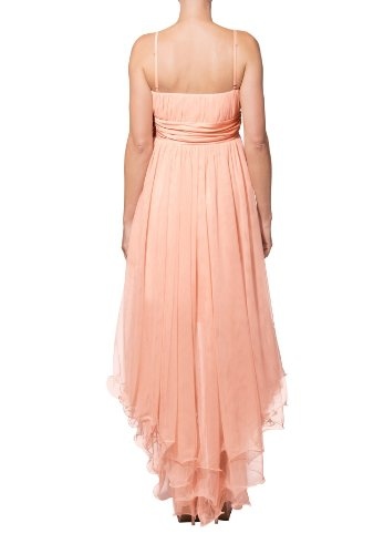 Apart Fashion - Robe en tulle - couleur pêche couleur abricot