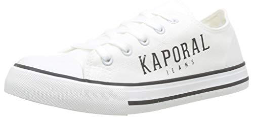 Kaporal DIRY, Baskets Femmes, (Blanc 70), 37 EU