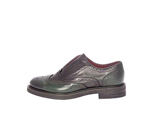 FRAU , Damen Sneaker Schwarz/Grün