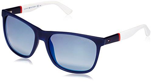 Tommy Hilfiger Herren Wayfarer Sonnenbrille TH 1281/S DK FMC