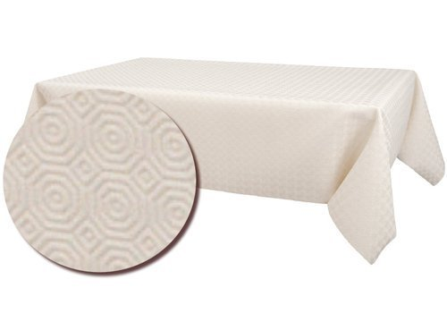 Sous nappe - Protection de table BLANC – type bulgomme 140x350cm