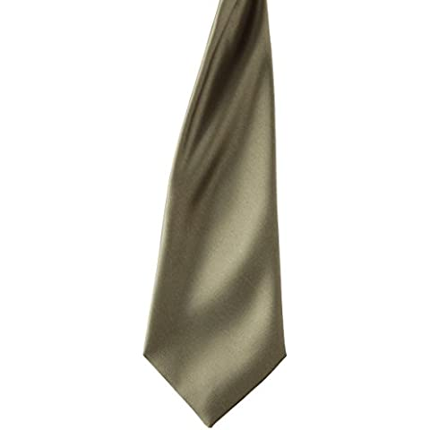 Premier Colours Satin Clip Tie - Available in 40 Colours
