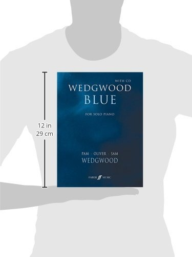 Wedgwood Blue: For Solo Piano (Pianocd)