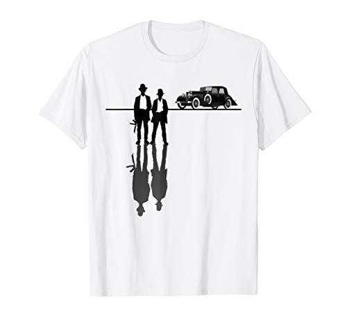 Vintage Retro Gangster Roaring 20s - 1920s Mob Mafia Gift T-Shirt