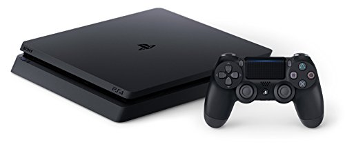 PlayStation 4 (PS4) - Consola De 500 GB, Color Negro +...