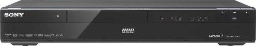 Sony RDR-AT 105 DVD-/Festplatten-Rekorder 160 GB (DivX-zertifiziert, HDMI, Upscaling 1080p, Guide Plus+) schwarz