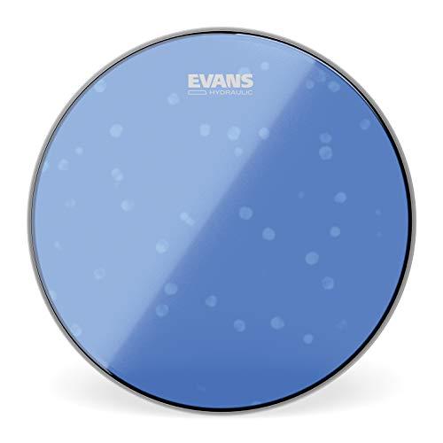 Evans TT12HB 30,4 cm (12 Zoll) Tomfell, doppellagig, 017mm - 0,16mm Hydraulic blau