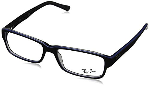 Ray-Ban Herren 0RX5169 Brillengestelle, Blau (Trasp Grey On Top Blue), 54