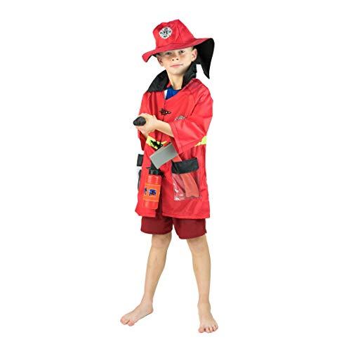 Costume Bambino Pompiere – Costumi Divertenti 6d0098faface