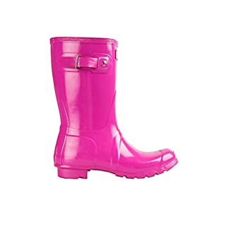 HUNTERS Unisex Original Short Gloss Rubber Boot 1