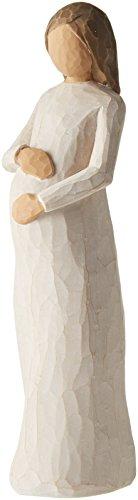 Willow Tree 26082 Figur Vorfreude, 3,8 x 3,8 x 21,6 cm