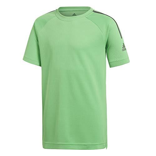 adidas Performance Jungen Trainingsshirt Cool Tee grün (400) 164 - Performance Tee