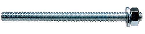 Preisvergleich Produktbild fischer 90278 Ankerstange FIS A M10x110-10 Stück-Art-Nr,  grau