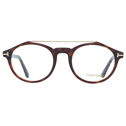 Tom Ford Herren Brille Ft5455 052 48 Brillengestelle, Braun,