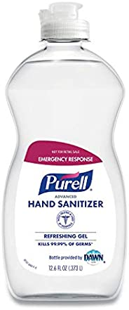 Purell Advanced Hand Sanitizer Refreshing Gel 373 ml