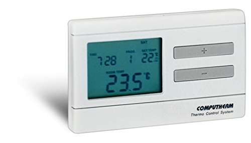 Q7 Raumthermostat - programmierbarer, digitaler Temperaturregler