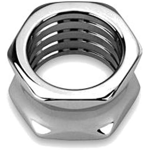 Dilatatore HBJ Unisex bullone esagonale in acciaio